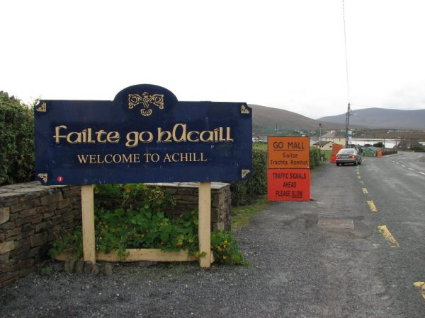 Welcome to Achill Island