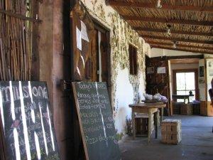 The Millstone Farmstall in Oude Molen