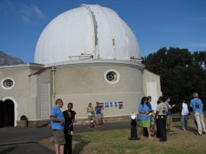 The SA Astronomical Observatory