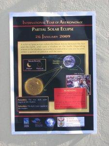 Poster of IYA 2009