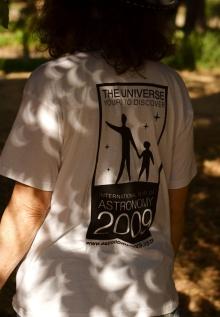 An Eclipse T-Shirt