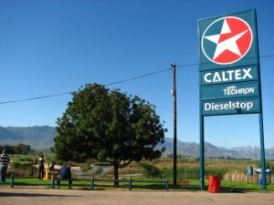 Pitstop at Citrusdal