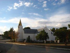 A church in Carnarvon