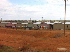 Township outside Vanrhynsdorp