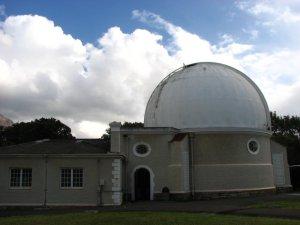McClean telescope building