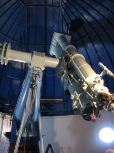 McClean telescope