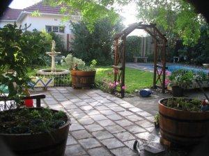 I love our garden!