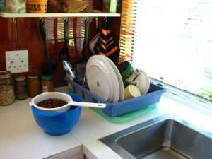 BB 09 Washing up