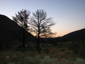 Sunset at Jamaka