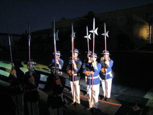 03 Castle guard halberdiers