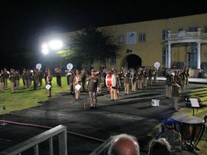 04 SA Army band