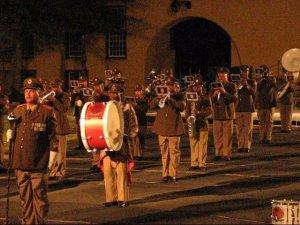07 SA Army band