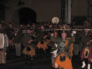 08 Pipes and drums