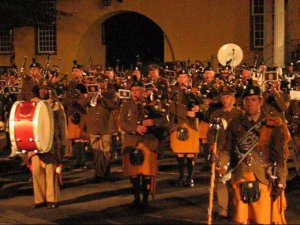 10 Pipes and drums
