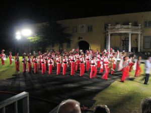 14 Western Cape marching band