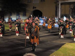 15 Pipes and drums