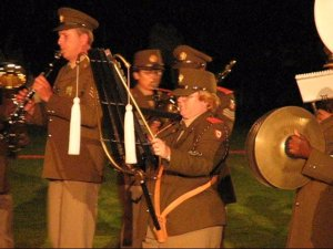 26 SA Army band