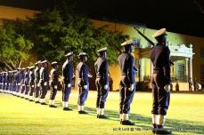 SA Navy Silent Drill Squad