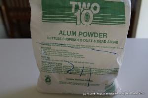 The mysterious Alum Powder
