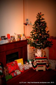 Merry Christmas and Happy New Year - belatedly - to all of you!