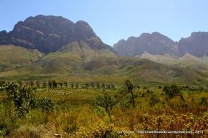 Welcome to the Jonkershoek Nature Reserve outside Stellenbosch