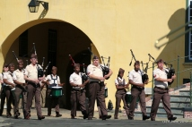 SAMHS Pipes and Drums