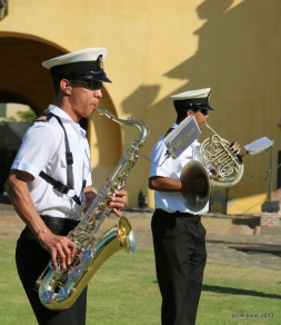 Saxophone and French Horn