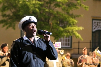 SA Navy singer