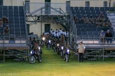 Here come the SAASIC bikers