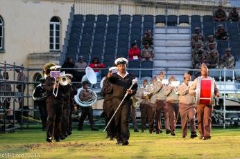 SA Navy Band and SAMHS Band