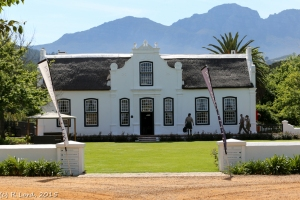 Weltevreden Wine Estate