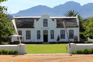 Weltevreden Wine Estate